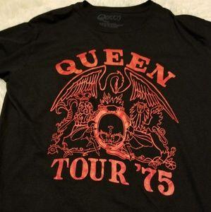 Other - Freddy Mercury Queen 1975 Tour Shirt Men's XL